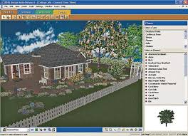 garden design software 10 free tools to beautify your yard. Black Bedroom Furniture Sets. Home Design Ideas