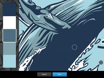 Adobe Ideas – Vector Drawing and Illustration