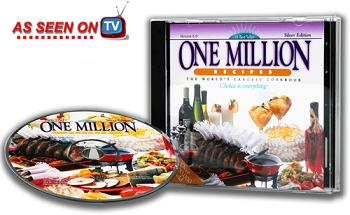 One Million Recipes