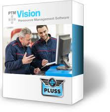 PTM Vision Shop Management Software