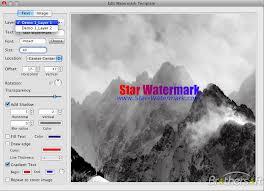 Star Watermark