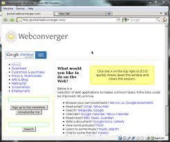WebConverger