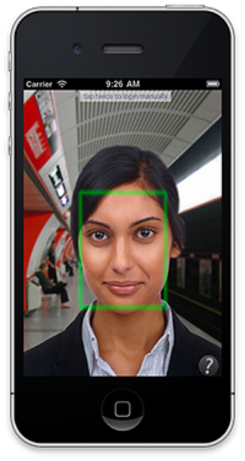 SEXY!!! future of facial recognition technology this She