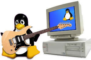 music production software for linux