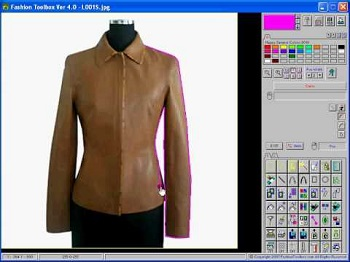 Top Clothes Design Software Fashion Toolbox