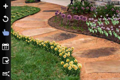 FlowerSnap Garden Designer