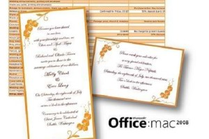 wedding invitation software for mac