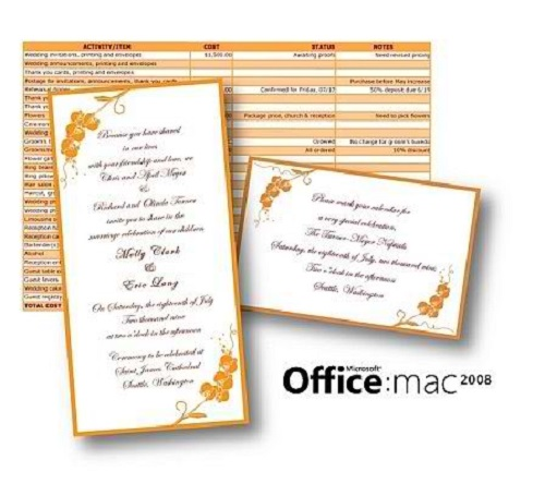 top 9 best wedding invitation software for mac With wedding invitation design software for mac