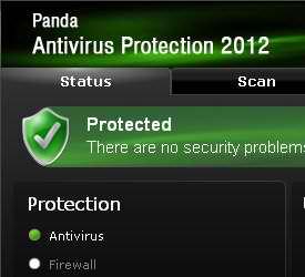 10 Panda Antivirus