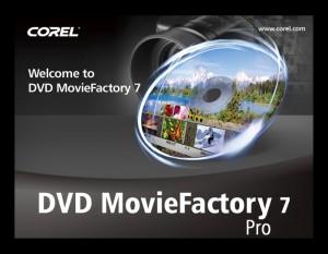 1Corel DVD MovieFactory Pro 7