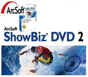 7ArcSoft ShowBiz DVD