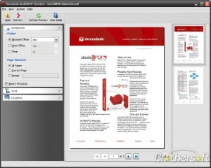 deskUNPDF PDF Converter (Mac)