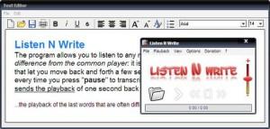 10 Listen N Write
