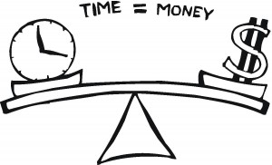 2.Schedule the use of your money