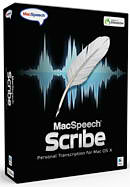 5 MacSpeech Scribe