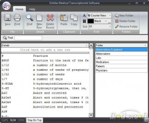 8 Enhilex Medical Transcription Software