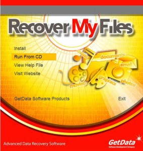 9. Recover My Files