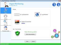 7. Argos Monitoring