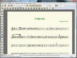 Finale songwriting software