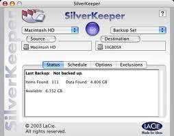 Silverkeeper by Lacie