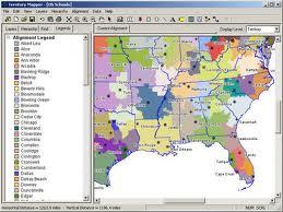 Territory Mapper