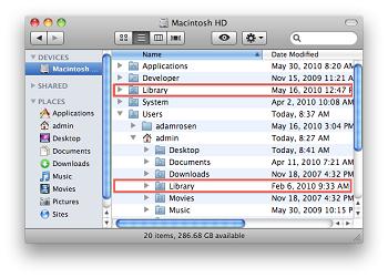 uninstall programs mac
