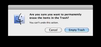 uninstall software on a mac
