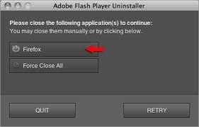 uninstalling programs on mac