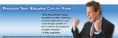 Resume Maker for the Web